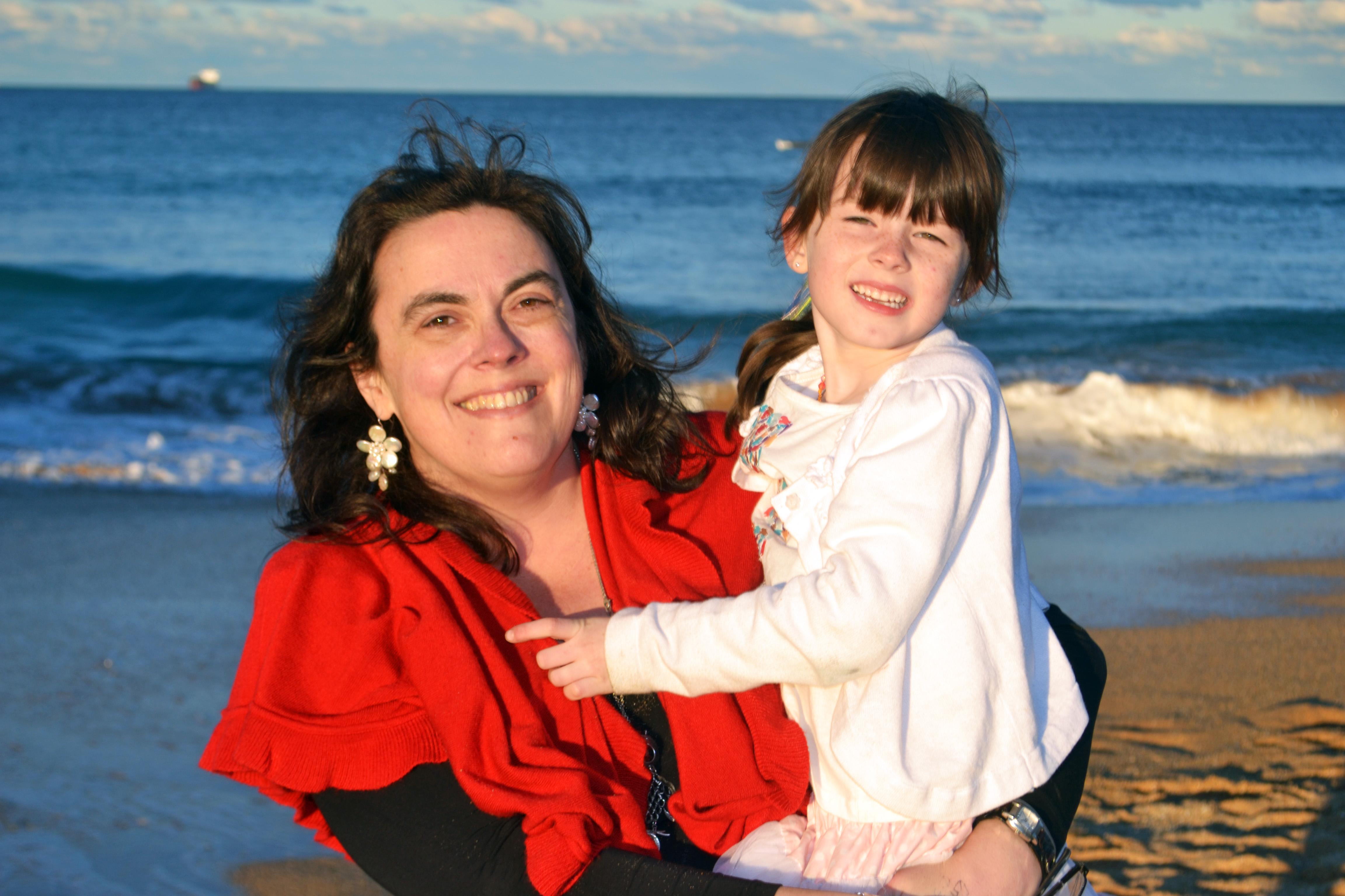 Mummy & Amelia