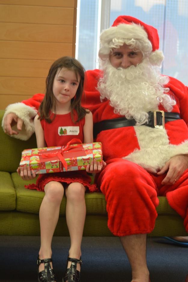 This year's Santa Photo