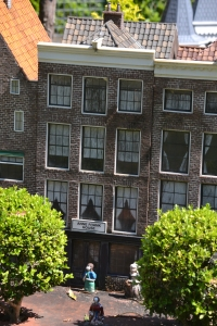 Model of Anne Frank's House