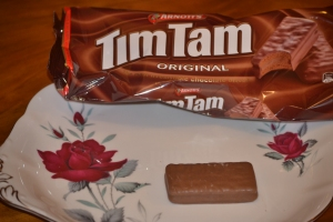 One of the worst crimes you could commit in Australia...taking the last Tim Tam.