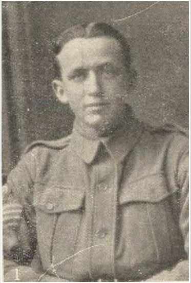 Major James Norbert Griffin