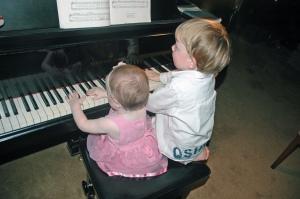 A duet Easter 2007