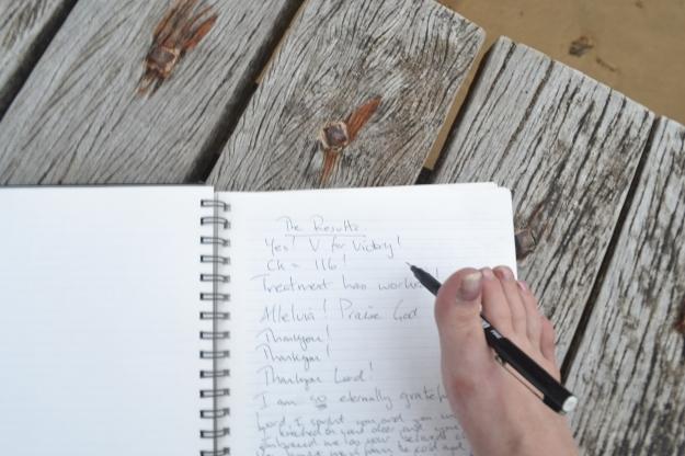 Foot Writer
