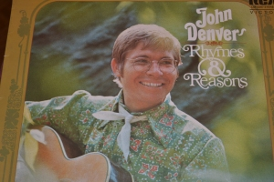 "Hard to believe John Denver ever had ""the look""!"