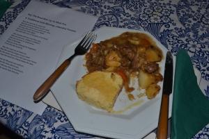 An Irish feast