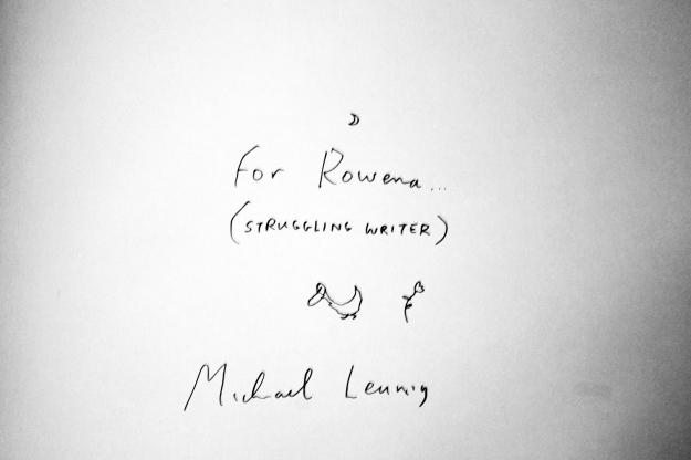 Leunig signature