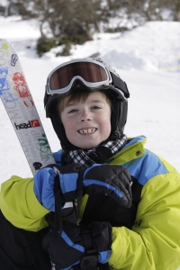 Mister the Skier