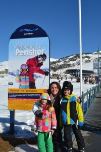 Welcome to Perisher!