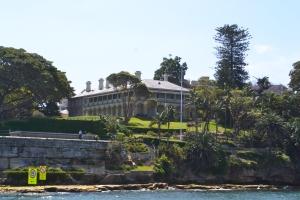 Admiralty House,Kirribilli.