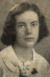 Hard to believe my grandmother was ever a 15 year old schoolgirl. She, on the other hand, didn't recognise the old lady staring back at her in the mirror. I now understand what she meant!