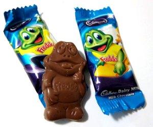 Introducing Australia's very own Freddo Frog.