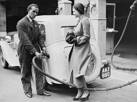 petrol man