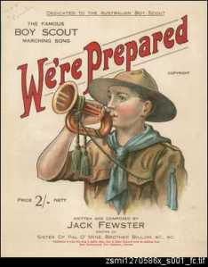 scouts prepared