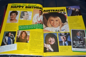 Australia Day Wishes 1988.
