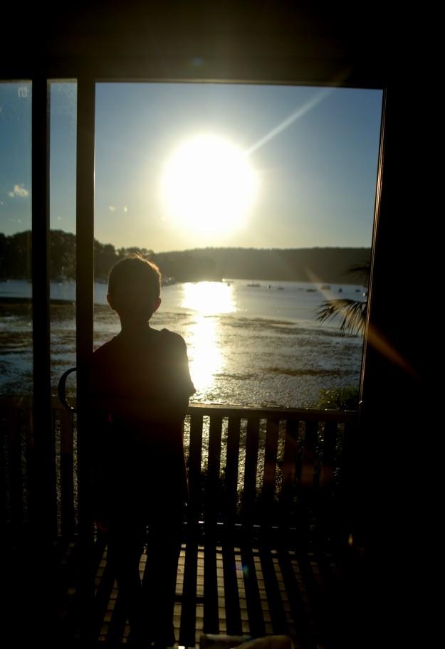 Jonathon sunset