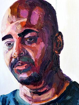 Self-Portrait by Myuran Sukumaran