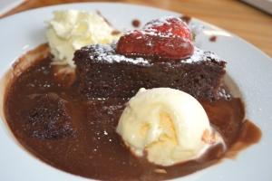 Chocolate Cake heaven!!