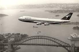 Heading into Sydney.