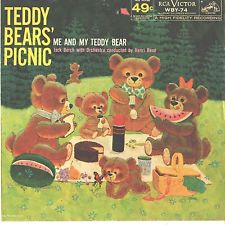 If only life could be a continuous Teddy Bear's Picnic!