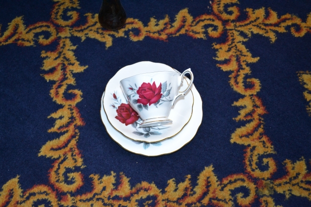 Royal Albert. photographed at The Carrington Hotel, Katoomba.