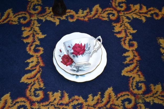 Royal Albert. photographed at The Carrington Hotel, Katoomba.