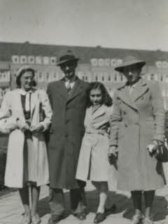 Frank Family Photo May 1941