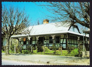 Haebich's Cottage Postcard