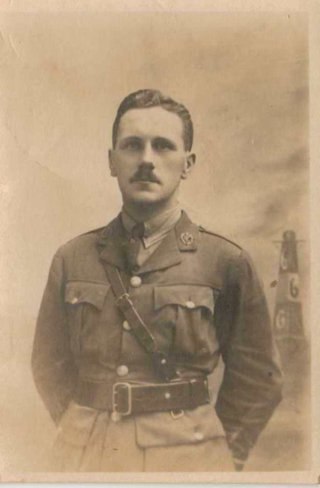 Percy Francis Officer - perhaps before graduation