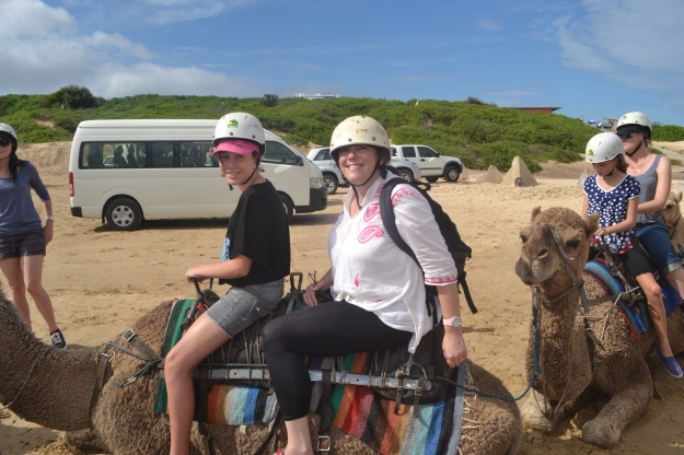 Camel Riding. This was more challenging than expected.