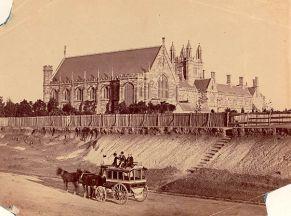 University of Sydney 1870s