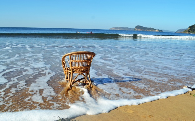 chair Umina Beach