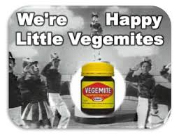 The most famous Vegemite ad of all time produced in 1954.