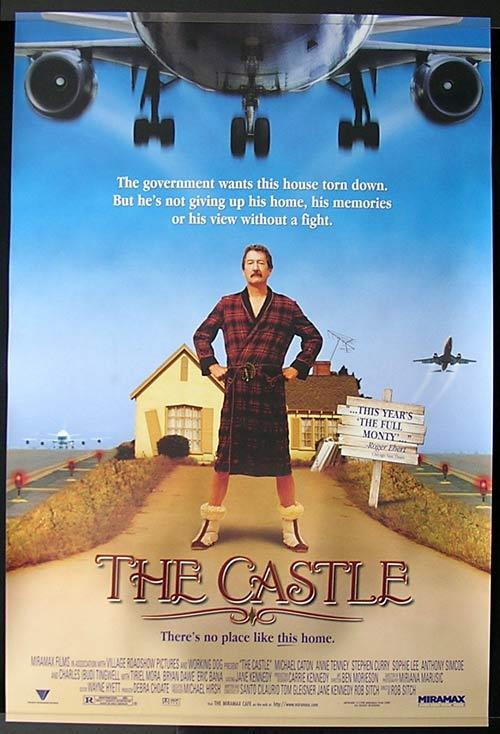 The Castle...an iconic Australian movie.