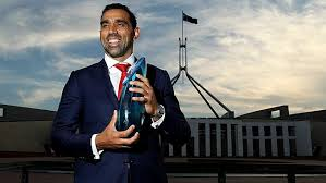 Adam Goodes, Australian of the Year 2014