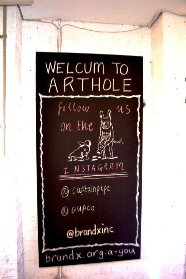 Welcome to the Arthole