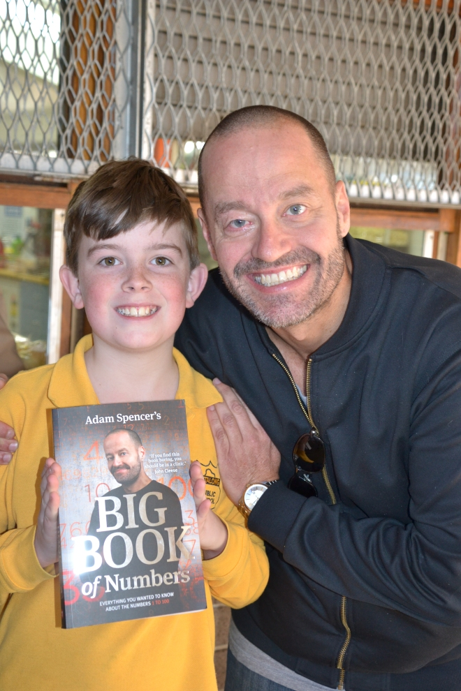 Mister with Adam Spencer