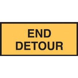 End Detour.