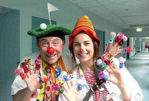 Clown Doctors. Photo: Humour Foundation.