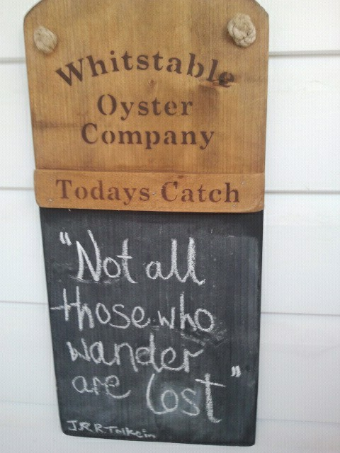 Loved this quote spotted at Poet Bookshop in nearby Bangalow.