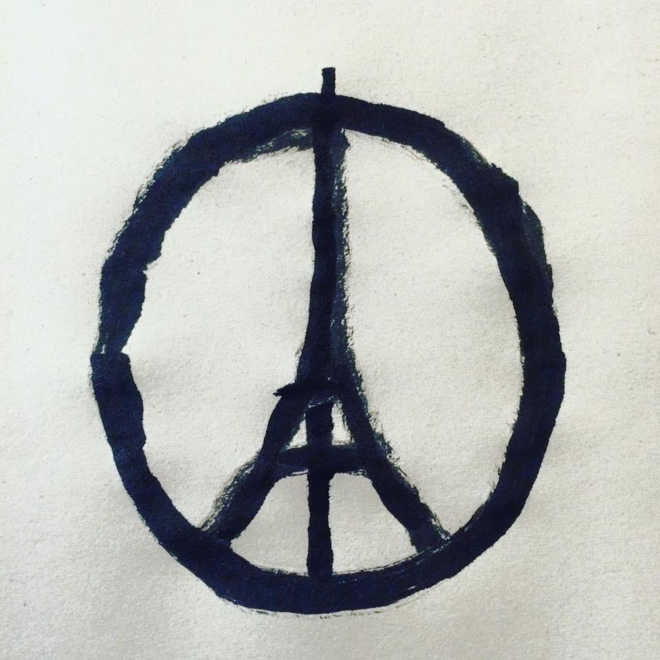 Jean Julien Peace for Paris