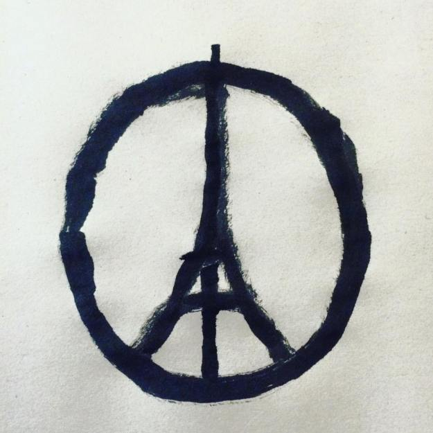 Jean Julien Peace for Paris