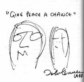 give peace a chance-yoko ono-lennon