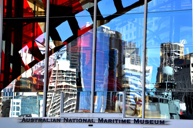 Maritime Museum reflection.JPG