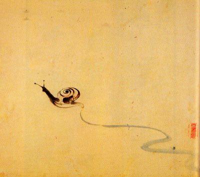 Issa-snail
