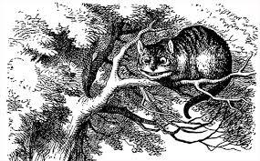 alice cheshire cat