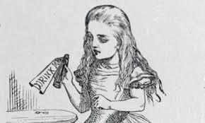 Alice drink