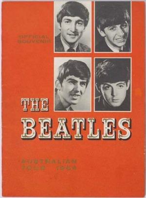 Beatles Aust tour