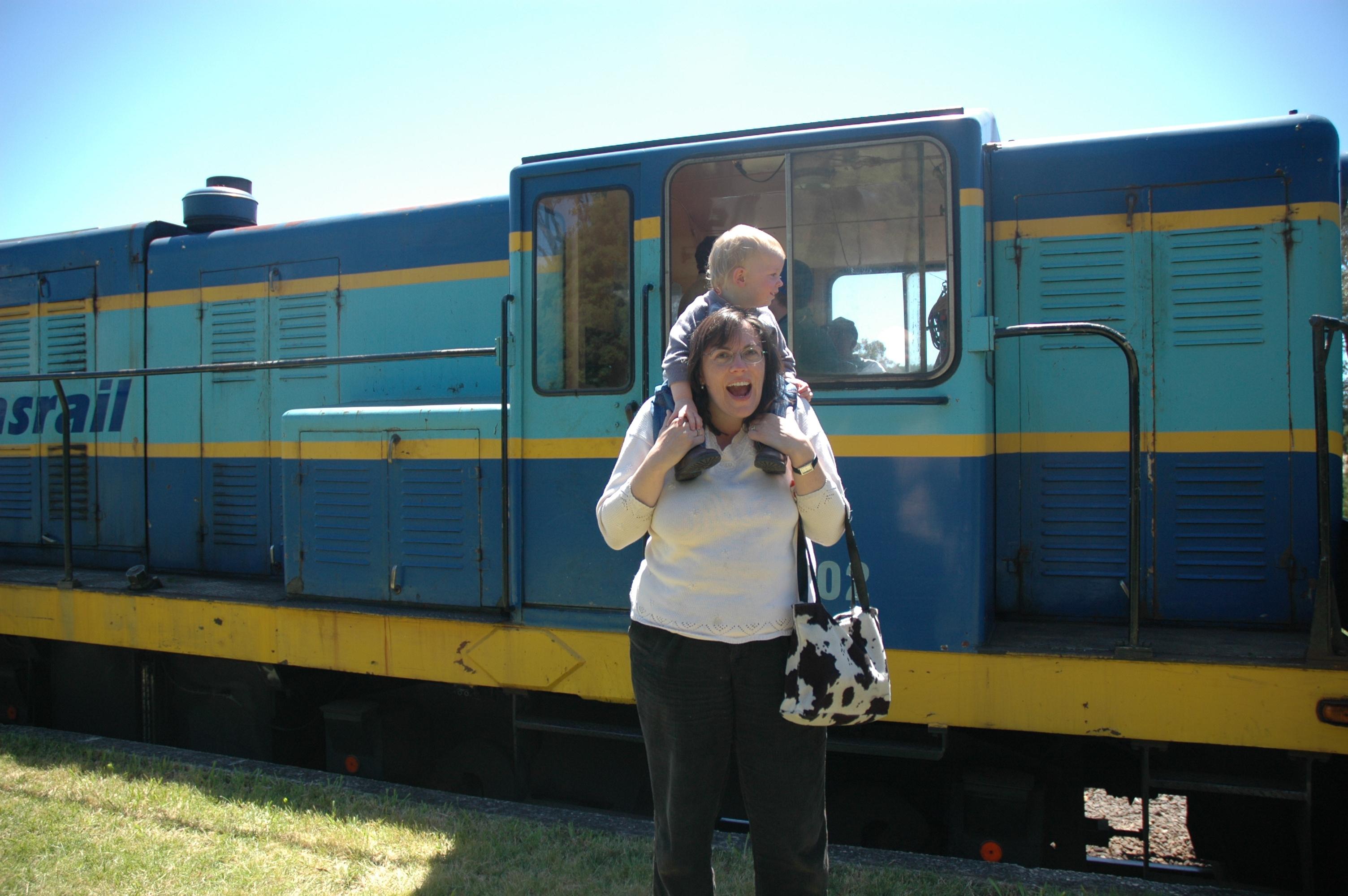 Don River Trains R&J4