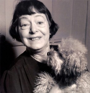 Dorothy Parker and Misty