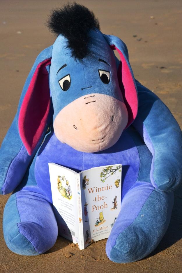 Eeyore & book